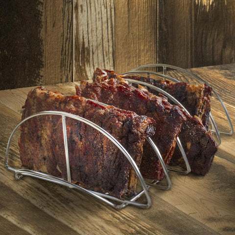 KAMADO JOE RIB RACK | BBQs NZ | Kamado Joe NZ | Accessories | Outdoor Concepts