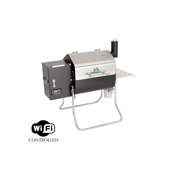 GMG DAVY CROCKET PELLET GRILL/SMOKER + WIFI | BBQs NZ | Green Mountain Grills NZ | Smokers | Outdoor Concepts