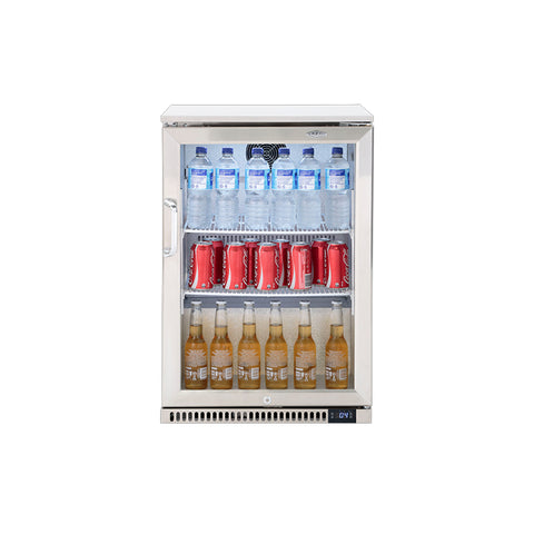 BEEFEATER SINGLE DOOR OUTDOOR FRIDGE