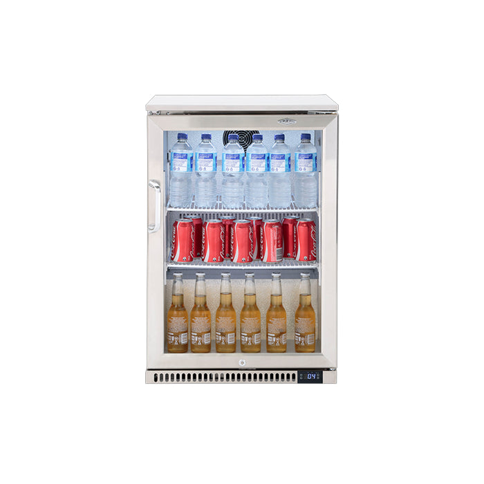 BEEFEATER SINGLE DOOR OUTDOOR FRIDGE | Outdoor Kitchen NZ | BeefEater | Outdoor Concepts NZ