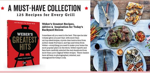 WEBER'S GREATEST HITS | BBQs NZ | Cookbooks NZ | Accessories, Cookbook | Outdoor Concepts