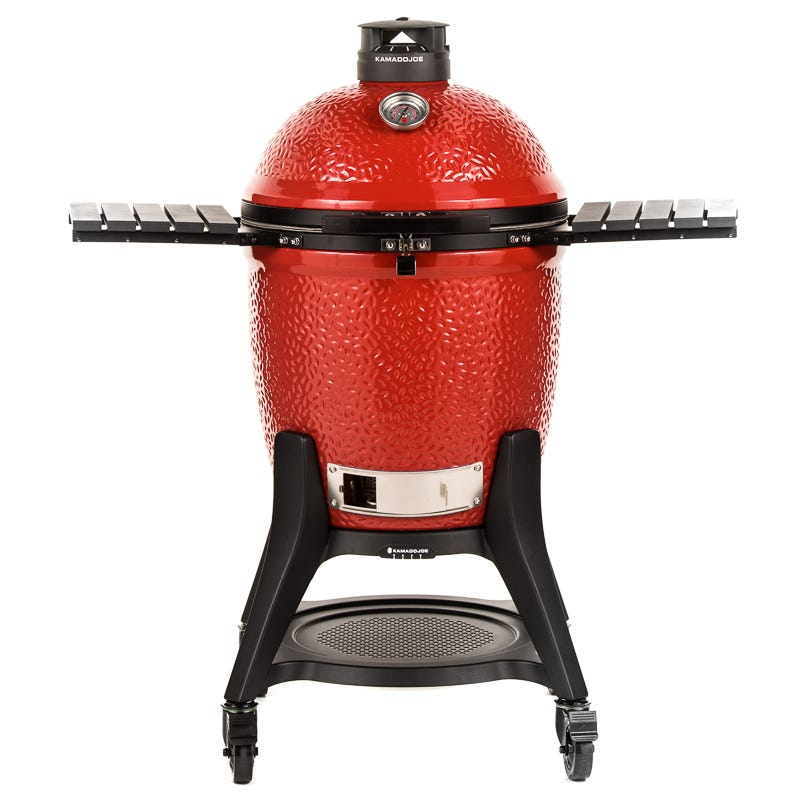 update alt-text with template KAMADO JOE CLASSIC III GRILL RED | BBQs NZ | Kamado Joe NZ | Charcoal | Outdoor Concepts NZ