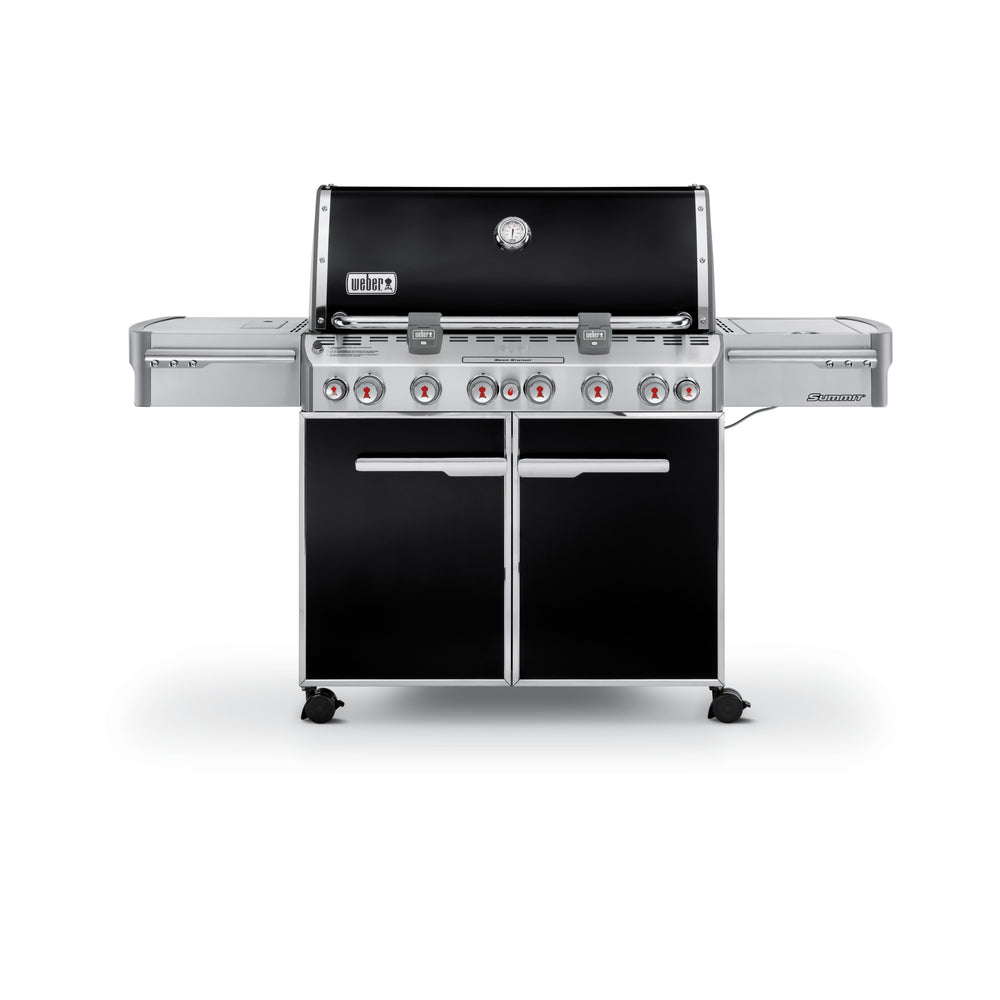 update alt-text with template WEBER SUMMIT E-670 GRILL | BBQs NZ | Weber NZ | Gas BBQ | Outdoor Concepts NZ