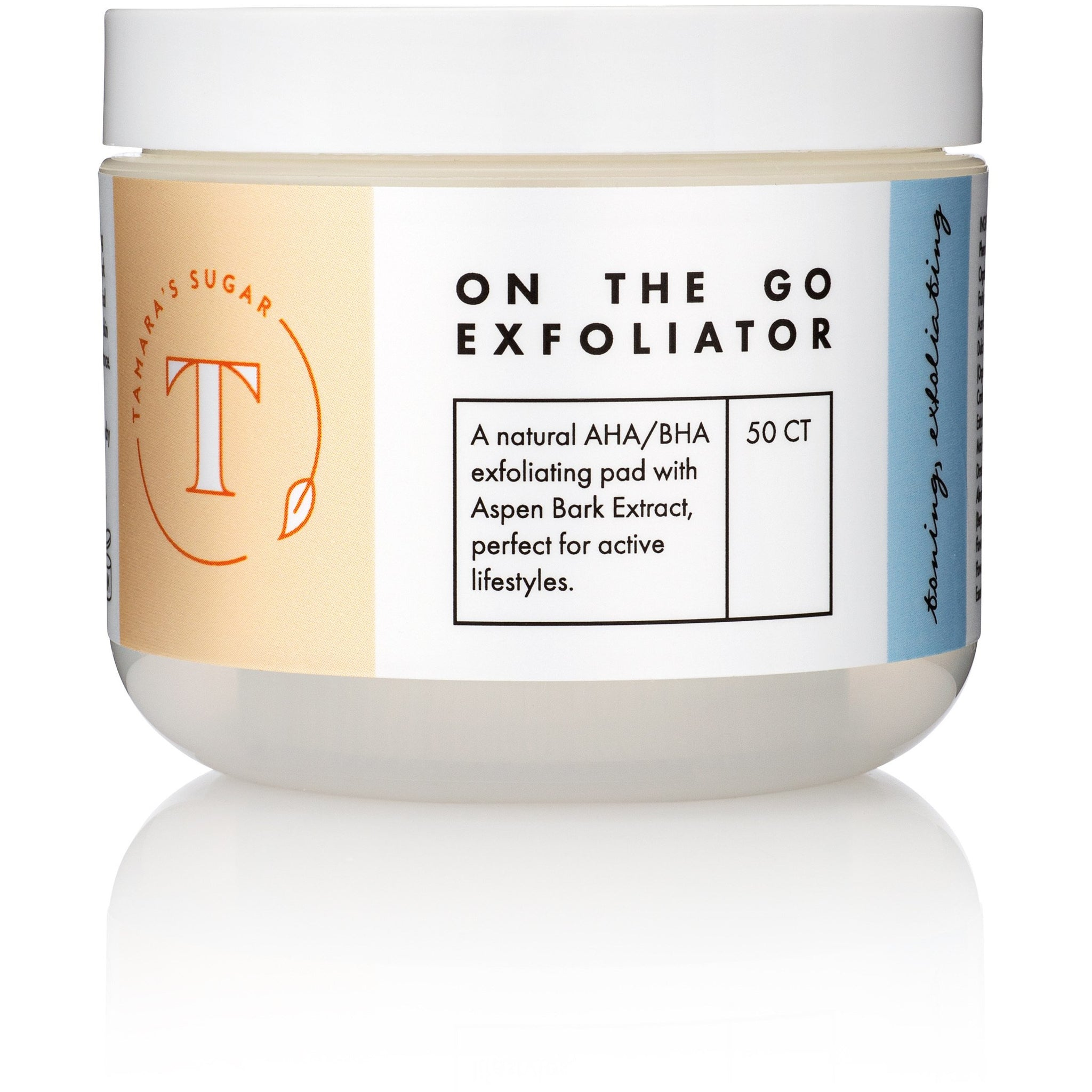 BACK IN STOCK! On the Go Exfoliator