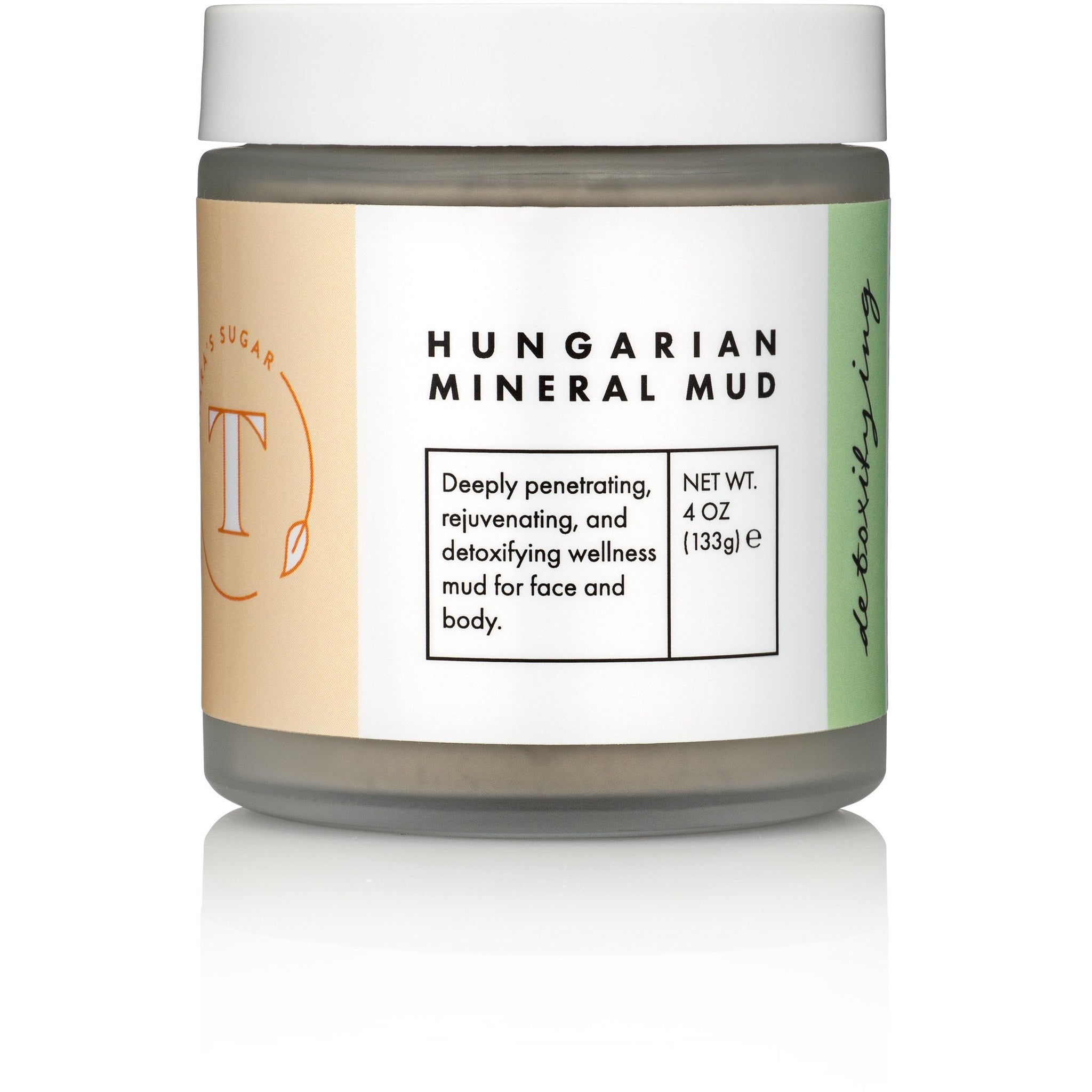 Hungarian Mineral Mud