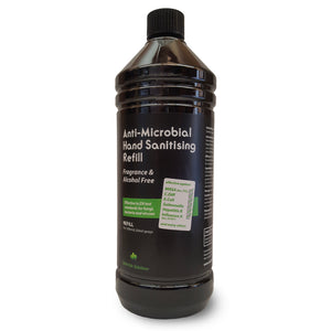 1L Refill Saloncide Anti-Microbial Hand Sanitiser