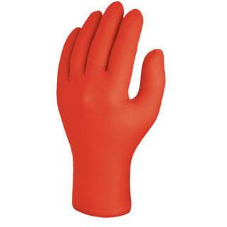 PPE: Box (100 XS) Rhode Disposable Nitrile Gloves