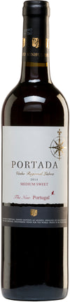 Portada Tinto Medium Sweet 2017 (0.75l) - VINIBERO