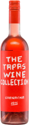 The Tapas Wine Collection Garnacha Rosé 2018 (0.75l) - VINIBERO