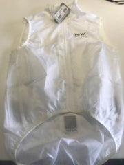 White Vortex Jacket S