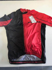Blade 2 short sleeve jersey red black M