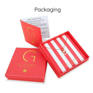 G by Glenda Gilson Packaging & Care Card with every order