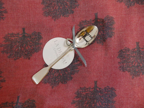 'Special Friend' - Vintage cutlery spoon