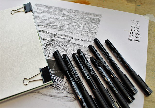 Introduction to Pencil Drawing: The Techniques