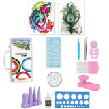 11pcs/set DIY Paper Quilling Kit