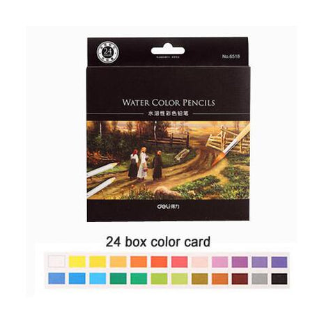 24/32/48 pcs Watercolor Pencils