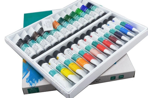 WINSOR & NEWTON Acrylic Paints Set