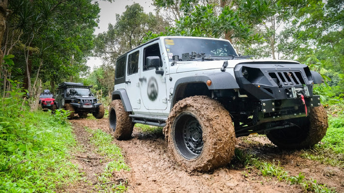 The Importance of Air Compressor in 4WD Activities