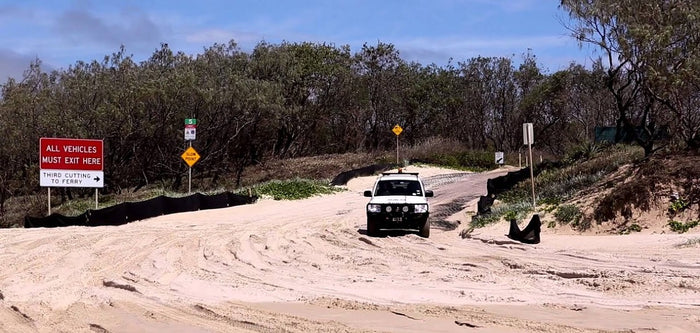 Safety Tips for 4wd Sand Driving