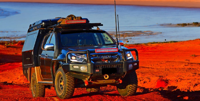 Must-have 4wd Equipment When Touring