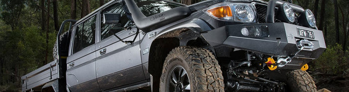 The Top 10 Accessories for Your 4x4