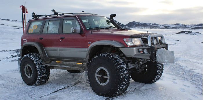 Safety Tips in Driving a Modified 4wd Vehicle