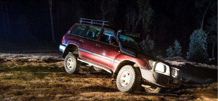 The Dangers Brought by Off-Road Driving at Night