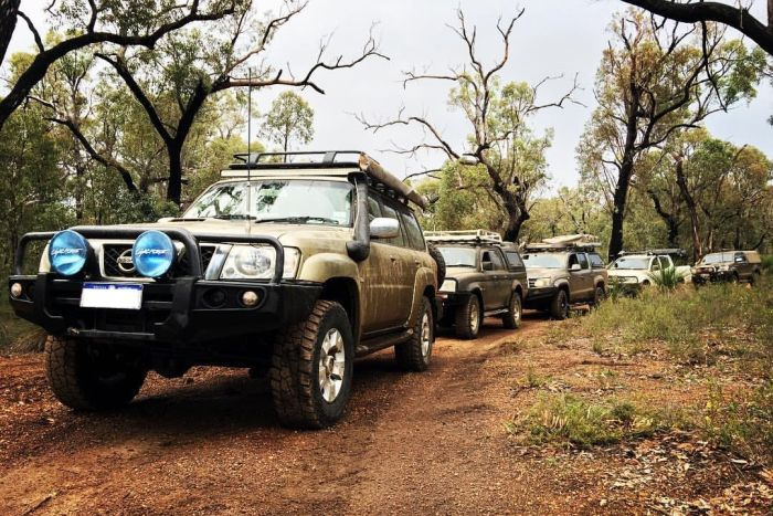 Summer 4WD Driving in Australia