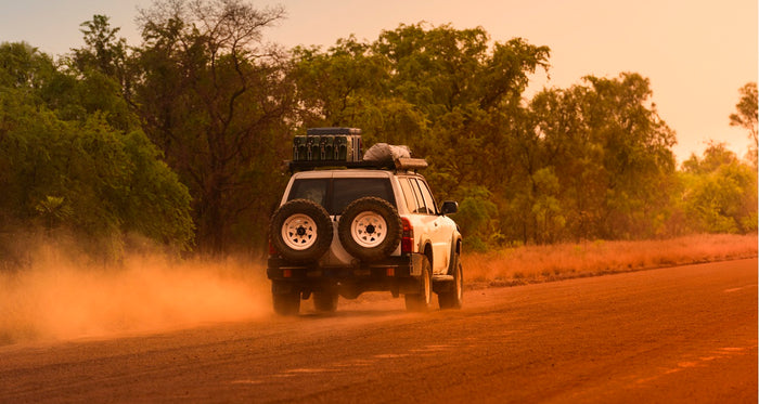 Guides in Traveling Around Australia With Your 4WD