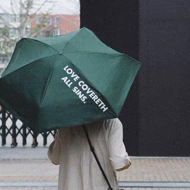 VM | Umbrella Foldable | Green