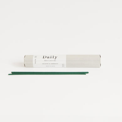 DAILY BY TRUNK DESIGN | Awaji Island Line Incense in Hyogo Prefecture