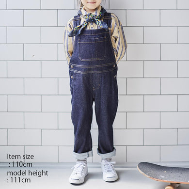 HÄP & CRAFT | Kersey Denim Overall