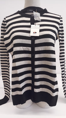 SHOKAY | STRIPED TISSUE CARDIGAN | AW-CA-TS_NO_DW