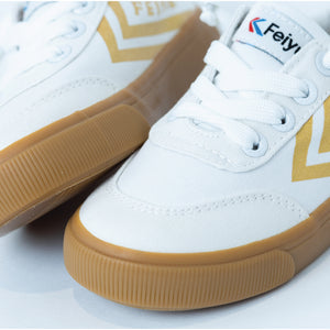 DAFU | Kid Reborn White/ Gold LO