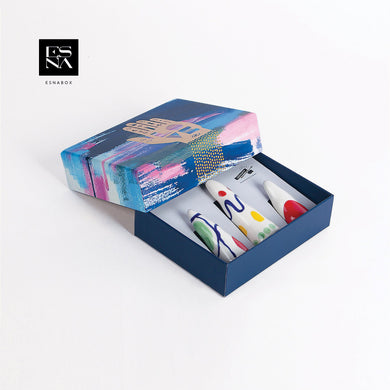 ESNA BOX | Ring Holder (Abstract)