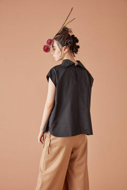 CANACO | High Neck Blouse