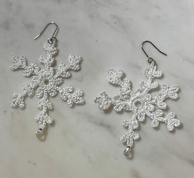SHOKAY | Earrings | White