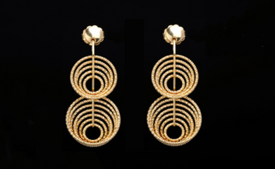 EJJ | EARRINGS | EA134_G