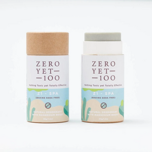 ZEROYET100 | Natural Deodorant Paper Stick | Z1 Spa