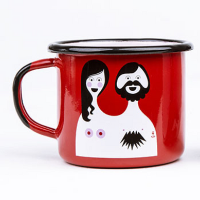 ISAK | Mug | Blossom & Bill Set of 2