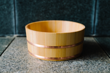 Load image into Gallery viewer, KISO | Sawara Cypress Bucket (Bronze)