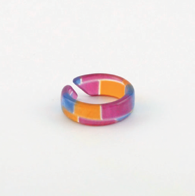 CEMENT PRODUCE DESIGN LTD. | KISSO | Pinky Ring