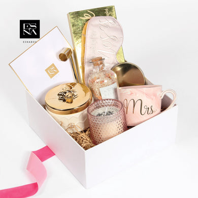 ESNA BOX | Pampering Bride
