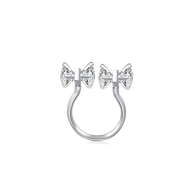 OOPS JEWELRY | 2 My Love Ring | Silver