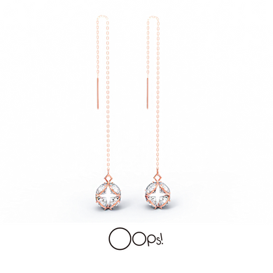 OOPS JEWELRY | 4 for You Earrings | Rose Gold