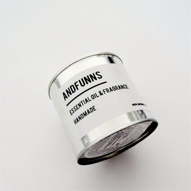 ANDFUNNS |  Cypress | Men's Scented Candle