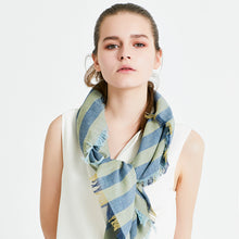 Load image into Gallery viewer, SHOKAY | Scarf | Kalarisis Vertical Stripes