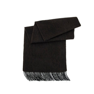 SHOKAY | Scarf | Serene (Chocolate Brown Nocturne)