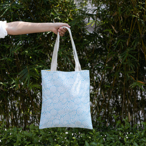 JR ACCESSORIES | Tote Bag | Swirl
