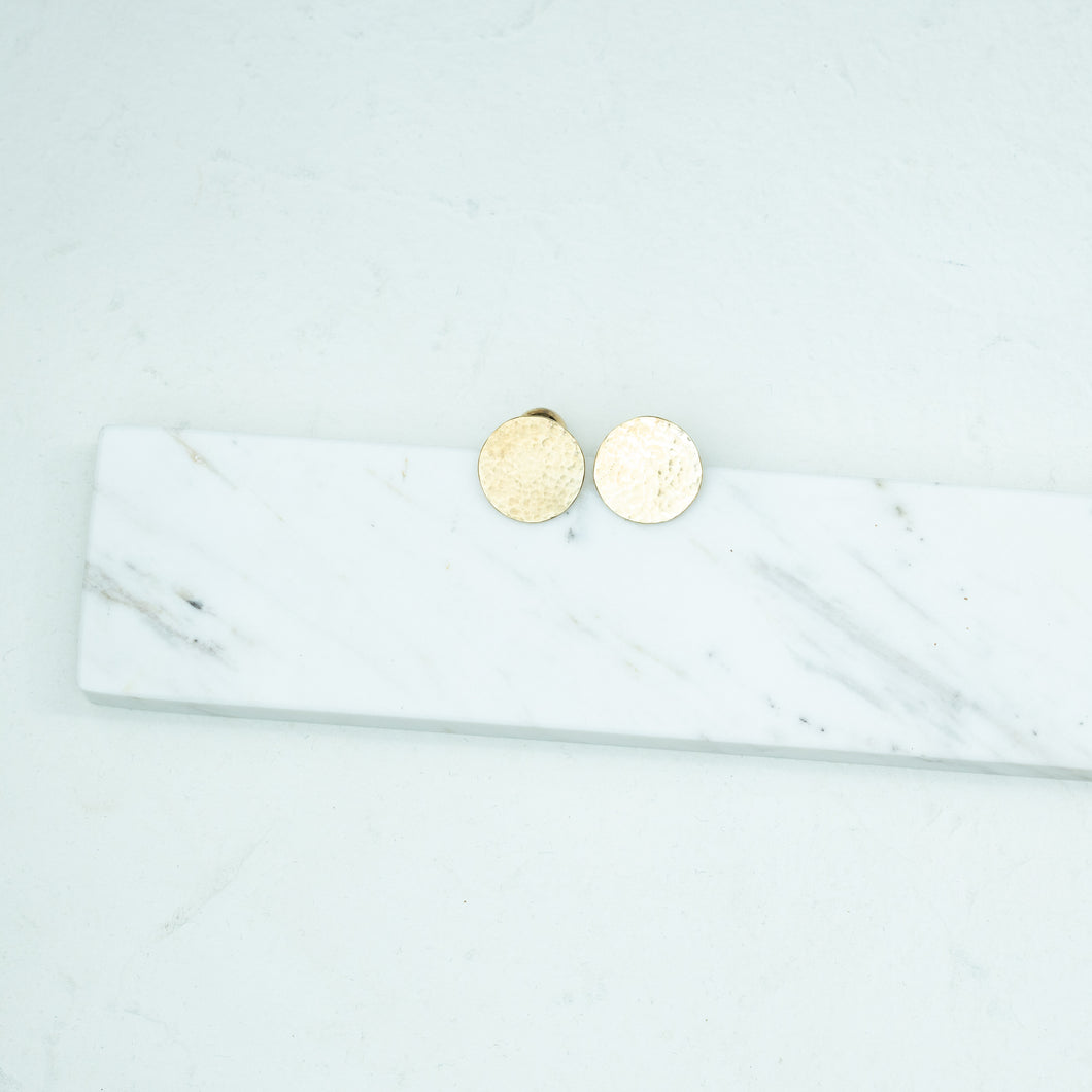CABO | Ripple Earrings | Gold